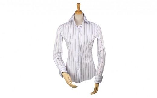 [№5676-0299]レディースオーダーシャツ