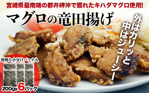 L-1 【マグロの竜田揚げ】