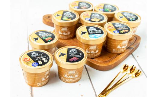 あいすの家 アイスクリーム10種セット