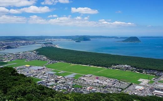 近隣観光施設(鏡山展望台)