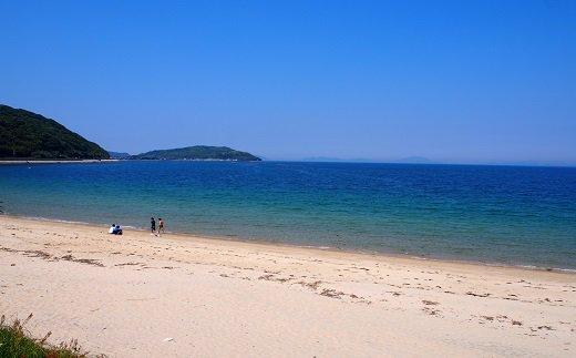 幸多里海水浴場(潮路乃前)