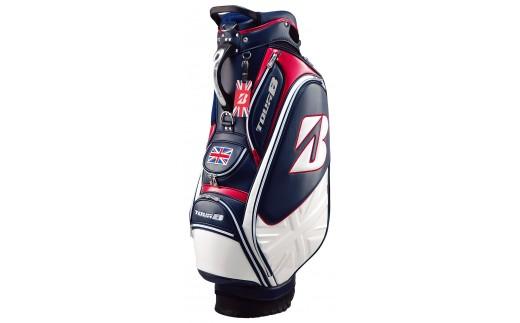 【76004】全英オープンゴルフ 限定モデル キャディバックCBG871