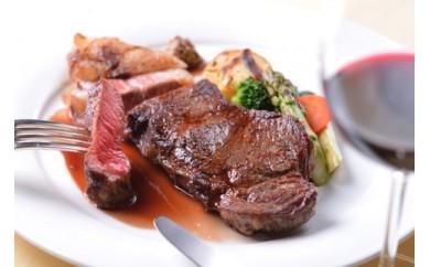 豊西牛 熟成厚切ロースステーキ 2枚セット