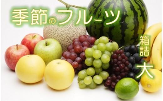季節フルーツ箱詰(大)