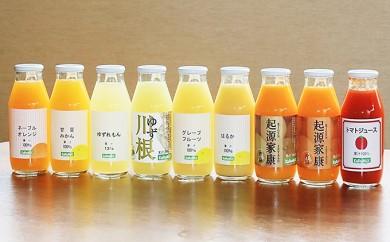 [№5786-2187]【クレジット限定】9種類の味わいの違いを楽しめる飲料96本セット