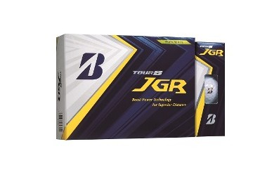 AF26 ゴルフボール×3ダース(BRIDGESTONE GOLF TOUR B JGR カラー:パールホワイト)