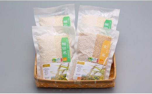 A-107 太良町中尾地区 特別栽培米 棚田米オリジナルギフトセット
