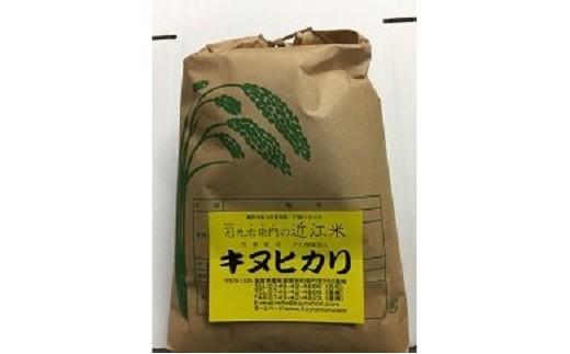 A【425-152】 愛荘町産 キヌヒカリ 5kg 2018年産