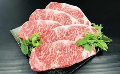 [№5745-1198]【熊野牛】ロースステーキ 1kg