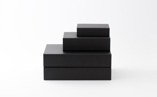一新堂/ISSHINDO FOLDING BOX 4箱Black