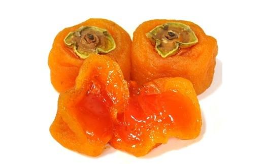 1.5-1-5 南アルプス天空舎が贈る「上宮地産あんぽ柿平核無L玉18個」