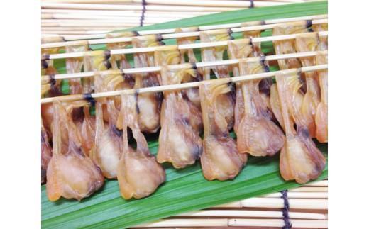 No.164 串あさり 10串【竹かご入り】 / アサリ 干物 酒の肴 酒のあて 珍味 愛知県 人気