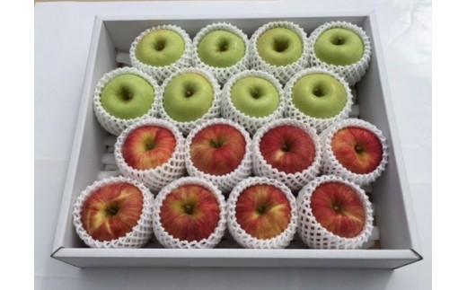FY18-765 紅白りんごセット