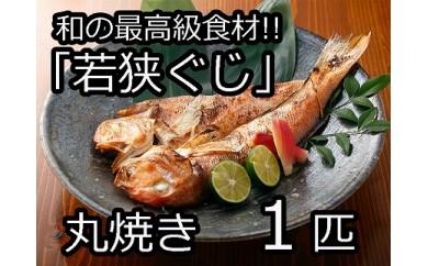 和の最高級食材「若狭ぐじ」丸焼き 1匹