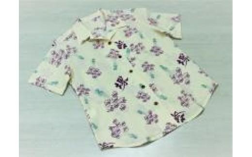 C-16 堺捺染アロハシャツ(女性用Sサイズ)