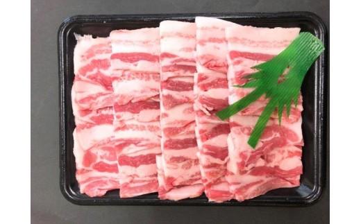【10076】文殊にゅうとん バラモモ焼肉用 2㎏