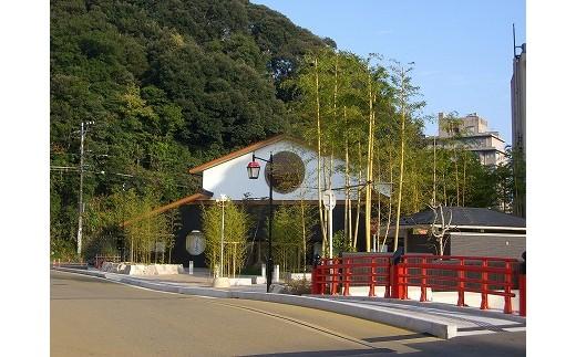 開湯1300年の歴史を持つ粟津温泉