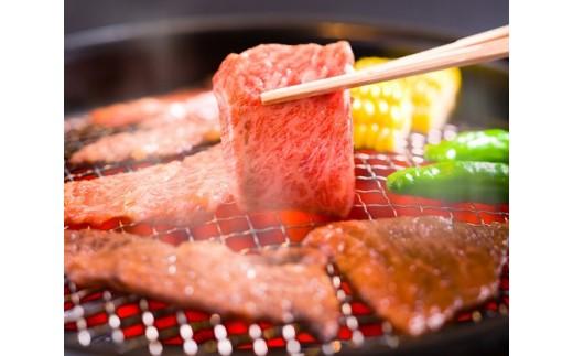 特選豊後牛・大分県産米仕上げ豚焼肉セット 約3~4人前