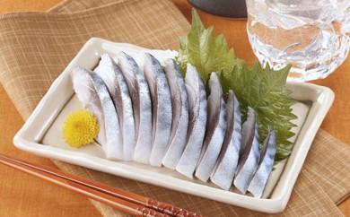 [№5941-0272]国産の霜降りトロしめ鯖(特大半身フィーレ180g前後×1枚)×4
