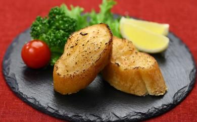[№5941-0284]プリプリのエビで作ったペーストをフランスパンの上にたっぷり♪海老パン20個入り×3