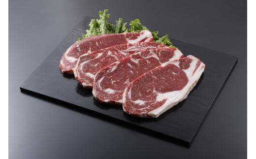 【B13】しほろ牛サーロインステーキ(4枚800g)