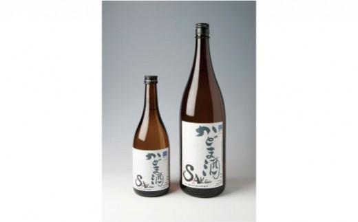B-4 かどま酒 純米吟醸 一升瓶x1本