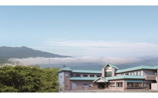 高山植物の宝庫、秀峰アポイ岳の麓に佇む「アポイ山荘」で、ゆったりとお寛ぎください。