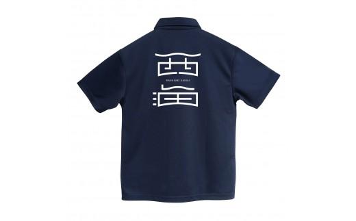 """A-70 """"SAIKAI""""ポロシャツ"""