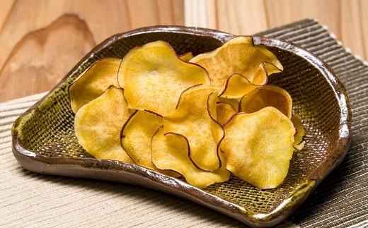 B-11 壺焼き芋専門店「ふくいも」のおいもチップス(60g×6袋)