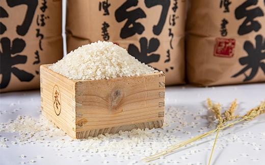 特別栽培コシヒカリ 化学肥料・農薬50%削減の『東蒲幻米』(ご贈答向け)6kg(2kg×3袋)