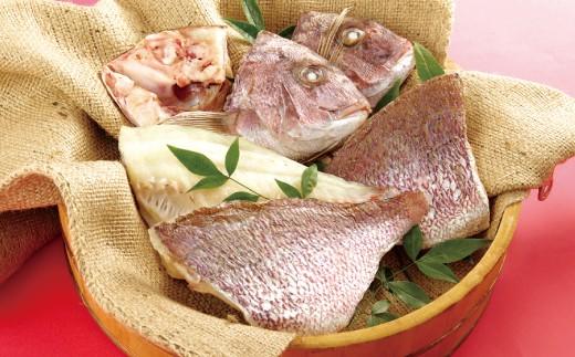 J643 真鯛の開き柴﨑水産【500pt】