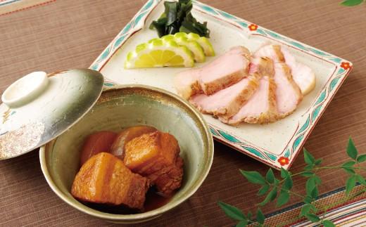 R230 長崎県産「海の幸」「山の幸」美味しい定期便【16,000pt】
