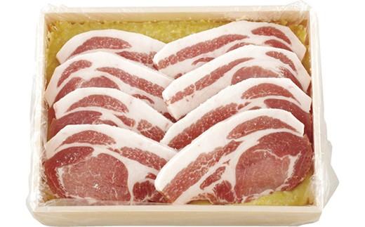 豚の甘みと旨みのつまったみそ漬でおもてなし丼