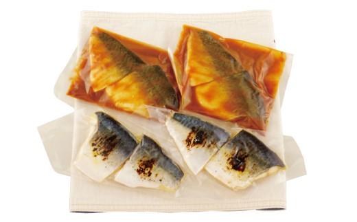 長崎を代表するブランド魚、長崎ハーブ鯖を熟成、うまみを引き出しました