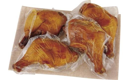 長崎県産若鶏「ながさき福とり」骨付モモのローストレッグ