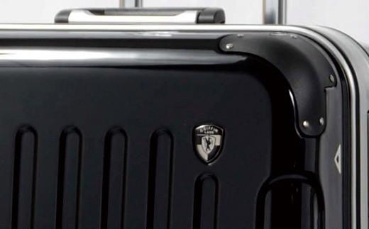 X151 PC7000スーツケース(Mサイズ・ナイトブラック)【1,000pt】