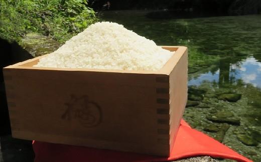 【1-111】松阪香肌峡産のお米 こだわり4種セット白米11kg