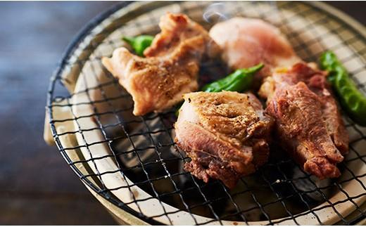 名古屋コーチン丹波ささやま地鶏正肉セット