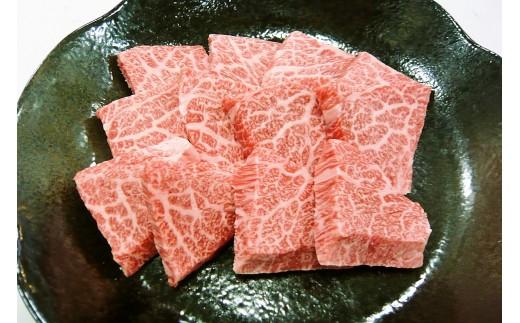 BA15:淡路ビーフ(神戸ビーフ)肩ロース 焼き肉用(1kg)
