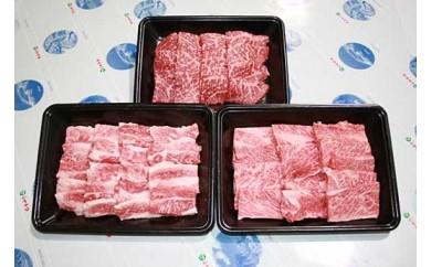 こだわりの日本一「宮崎牛」焼肉セット