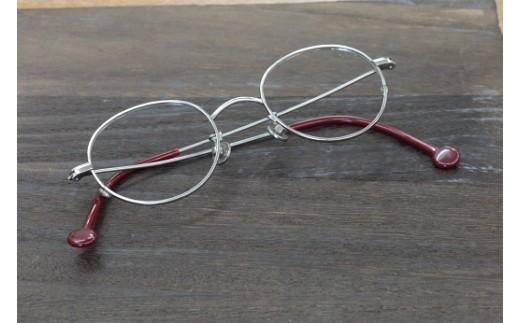 100-014 日本で唯一!?ハンドメイド眼鏡メタルフレーム引換券