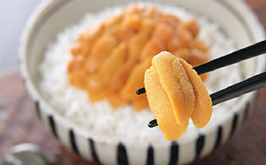 [Ka403-E035]【北海道産・極上】えぞバフンうに贅沢食べ比べセット(折2枚・塩水1枚)