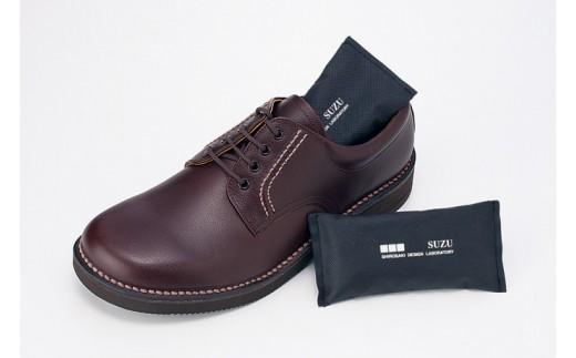 【A077】珪藻土消臭パッド靴用