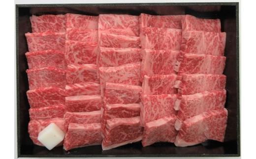 TN01 松阪牛 肩ロース 焼肉用 700g