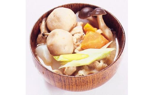 A30-314 庄内豚 芋煮セット