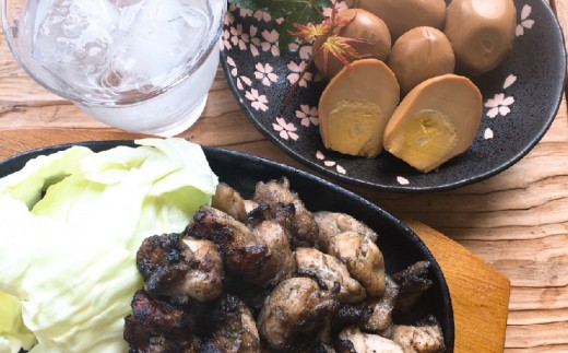 MK-9303_都城産地鶏「ぶり鶏」・宮崎県産「日向鶏」味わいセット