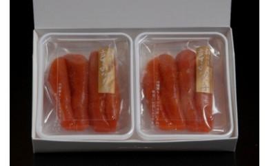 IK02-10 田舎庵 自家製柚子風味明太子 260g(北海道噴火湾産たらこ)