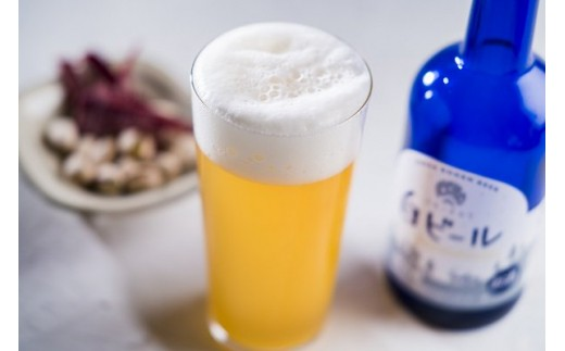 水のよさを最大限に生かした白ビール