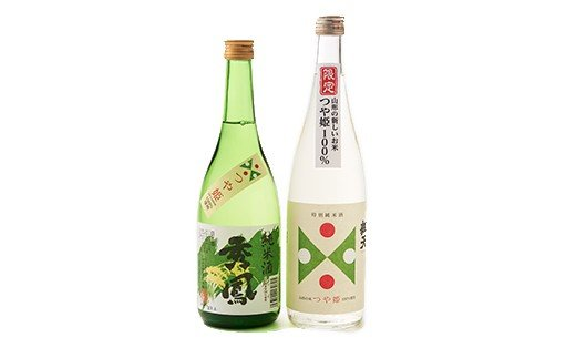 C001 清酒つや姫セット
