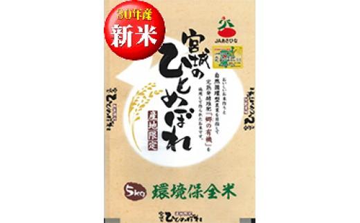 【新米】特別栽培米 ひとめぼれ 14kg